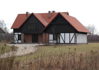Dom w Wysokiej Wsi